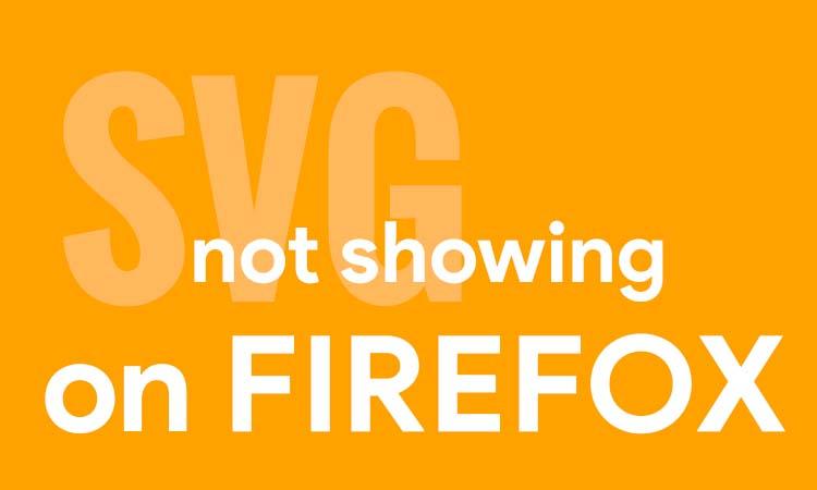 Solusi Background SVG Tidak Tampil Di Firefox