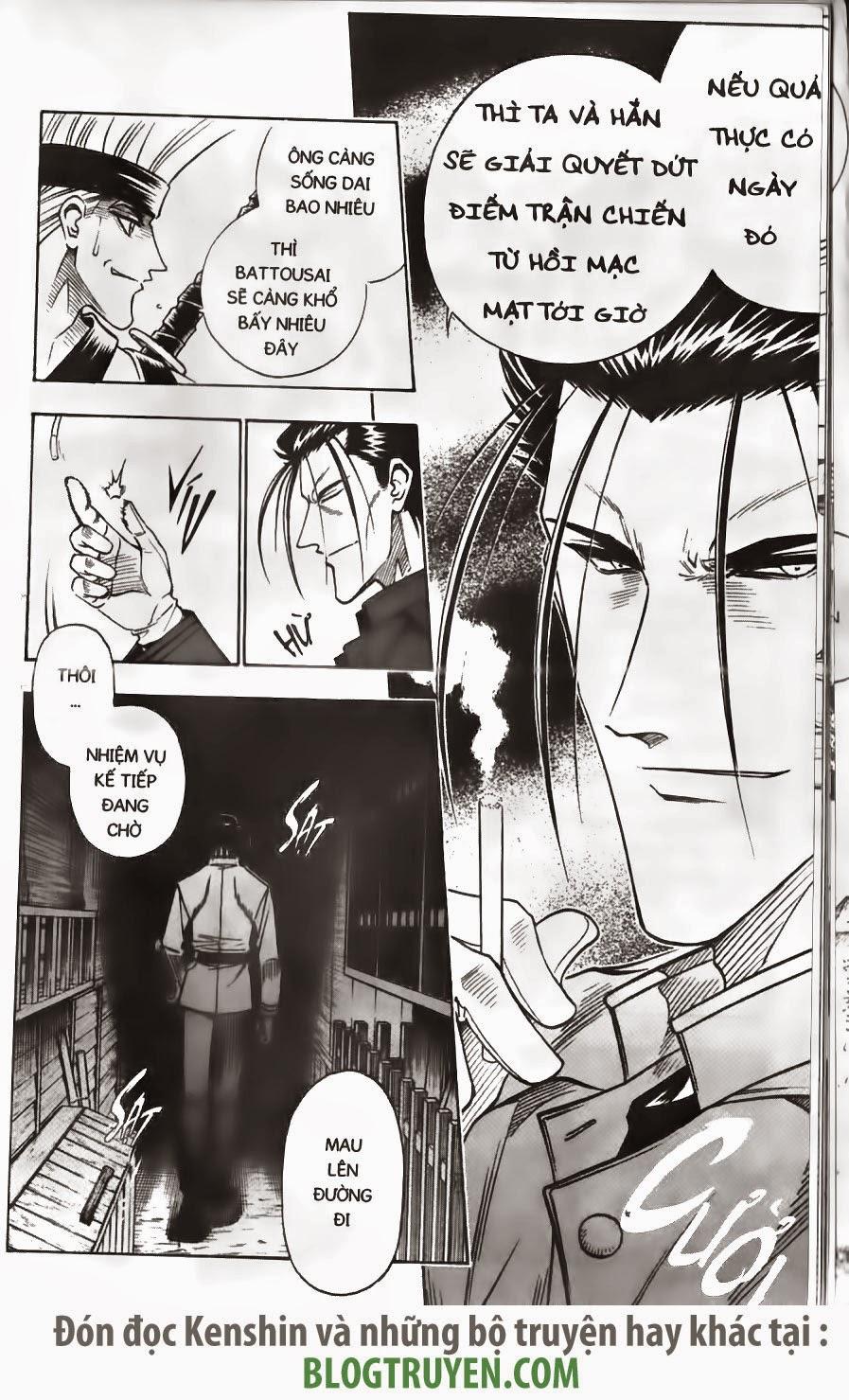 Rurouni Kenshin chap 151 trang 9