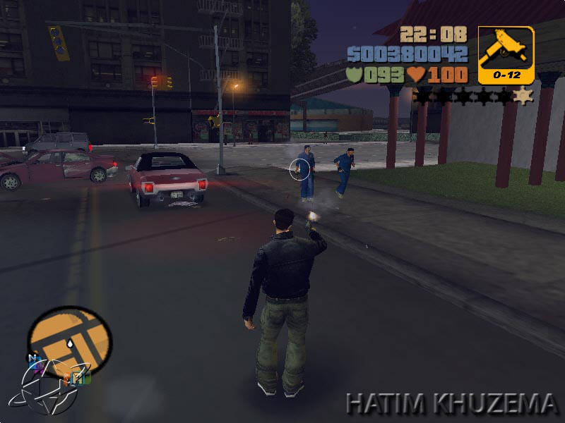 gta 3 car games free  full version