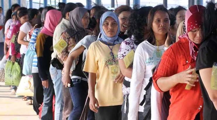 Pekerja buruh migran