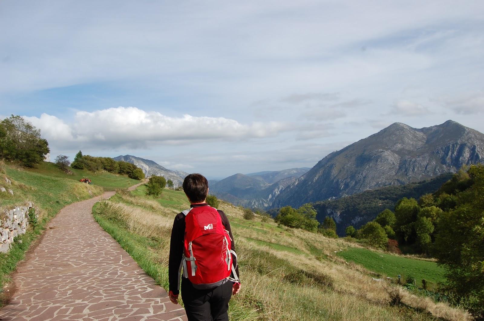 Camino a Tresviso