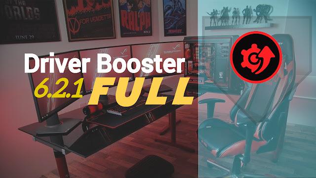 Avatar del usuario o portada del posts de Driver Booster 6.2.1 Full Gratis