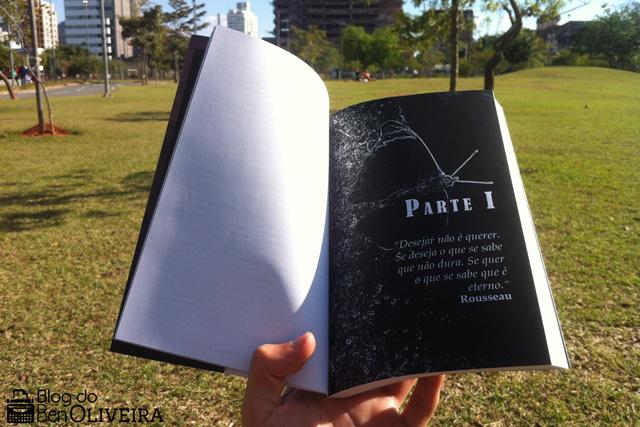 Livro Promessa de Liberdade, da autora Evelyn Postali