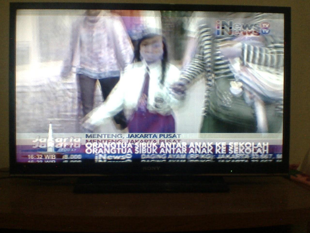 Servis Panggilan Tv Kulkas Ac Mesin Cuci Sony Bravia Gambar Berbayang