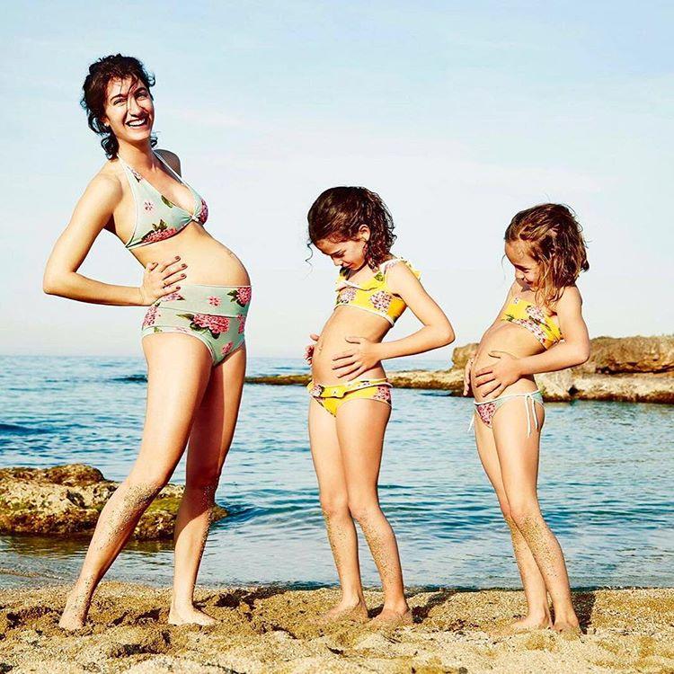 sartista: Cartamodelli gratuiti online: costume da bagno per mamma ...