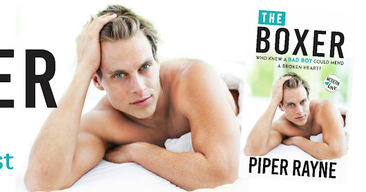 Release Boost - The Boxer by Piper Rayne