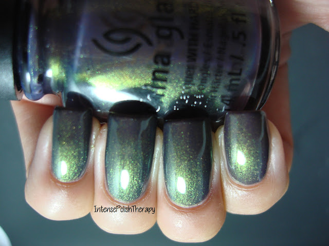 China Glaze - Choo-Choo Choose You