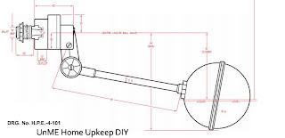 unme home upkeep diy replacing the ball float valve of. Black Bedroom Furniture Sets. Home Design Ideas