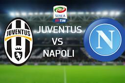 Prediksi Serie A Italia : Juventus vs Napoli City 23 April 2018