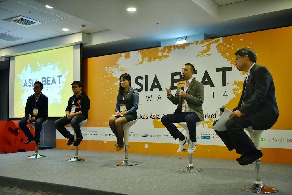台灣創投裹足不前,Asia Beat將亞洲創投拉來台北|數位時代