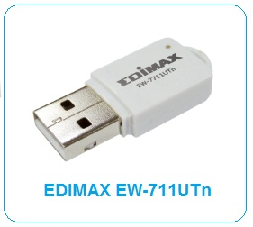 Edimax EW-7711UTn WLAN Treiber Windows 7