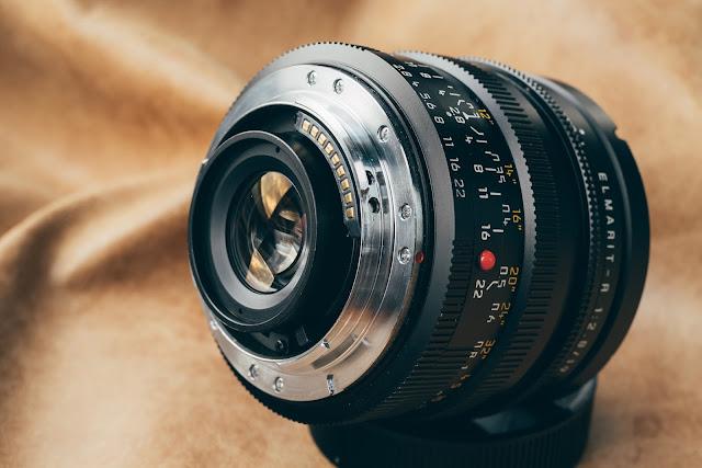 LEICA ELMARIT-R 19 mm f/2.8 ROM