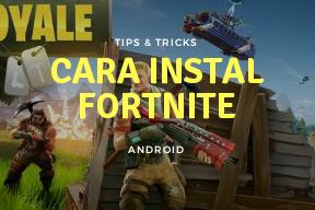Cara Mudah Instal Game Fortnite Di Android Samsung