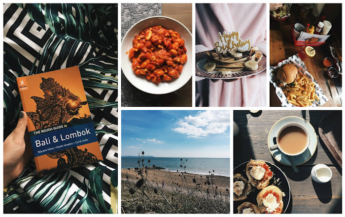 A lifestyle roundup of my week at university featuring all I've bought, watched, eaten, seen and been up to. Featuring my birthday, afternoon tea and booking a trip to Bali