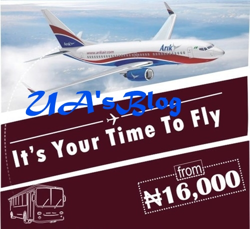 Super Saver: Arik Air Reduces Air Ticket Fare For Travelers, But Only For Early Birds