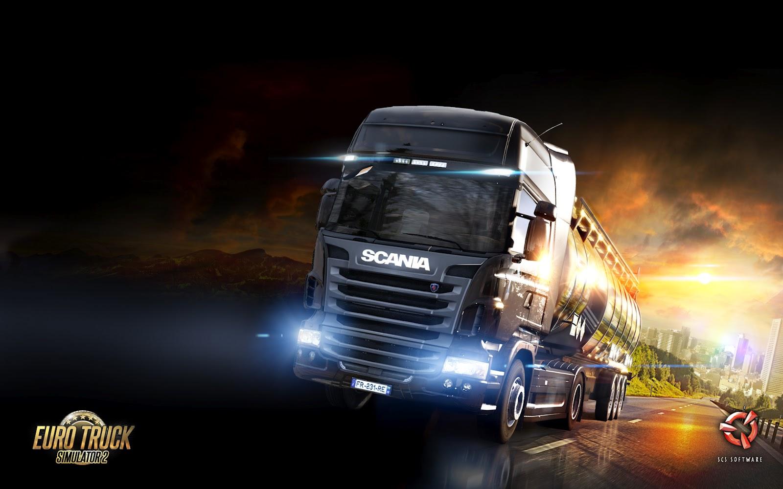 Scs Softwares Blog Euro Truck Simulator 2 Wallpaper