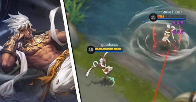Tanggal rilis hero Vale Mobile Legends di server ori