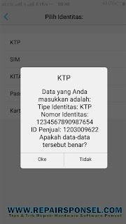 Cara Registrasi Kartu Telkomsel AS Baru Sesuai KTP dan KK