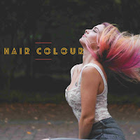 natural hair colour different type