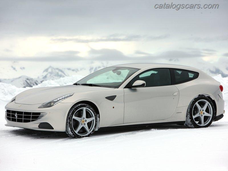 صور سيارة فيرارى FF سلفر 2013 - اجمل خلفيات صور عربية فيرارى FF سلفر 2013 - Ferrari FF Silver Photos Ferrari-FF-Silver-2012-06.jpg