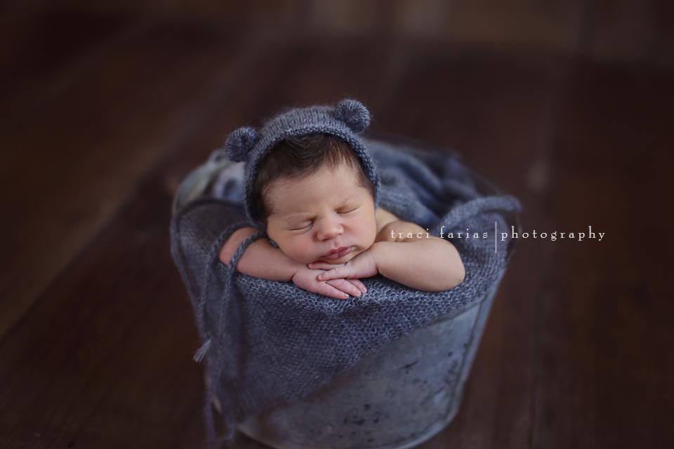 Newborn Photographer Visalia