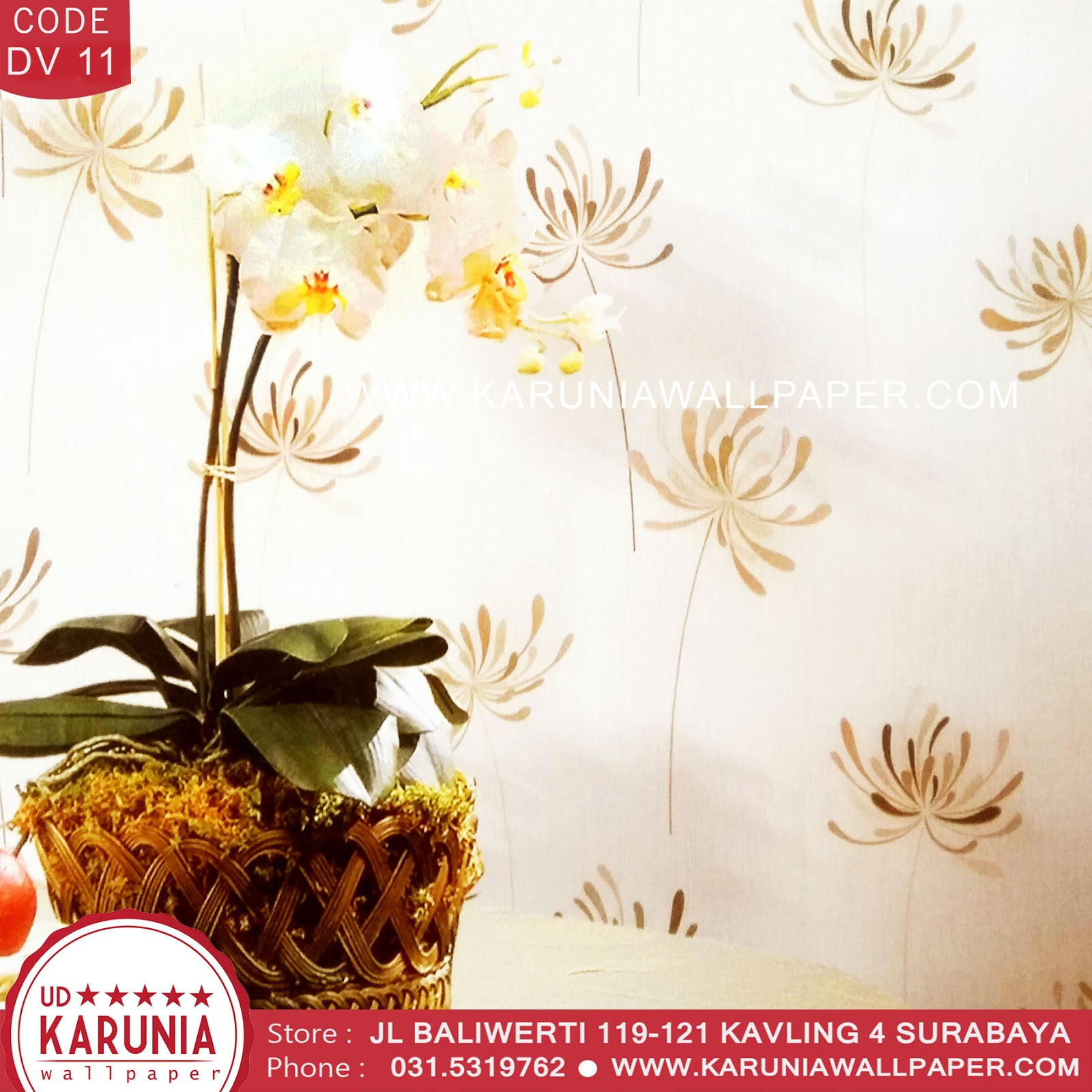 jual wallpaper surabaya karuniawallpaper