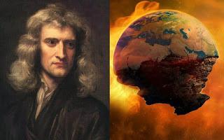 Top 20 Isaac Newton Status in English 2022