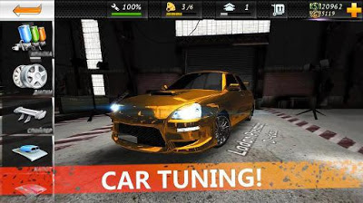Underground Racing HD APK + DATA v0.16-Screenshot-3