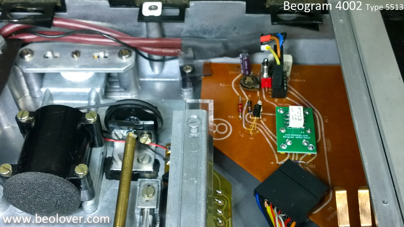 beolover: Beogram 4002 (5513): First Record Play Testing