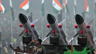 Spotlight: India is Now Top Fifth Defence Spender