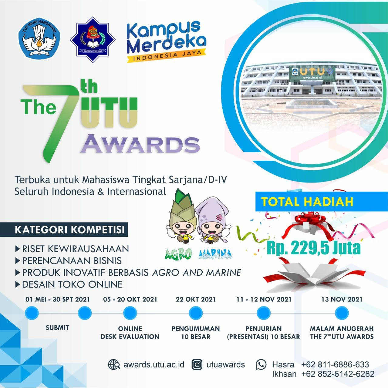 UTU Awards 2021