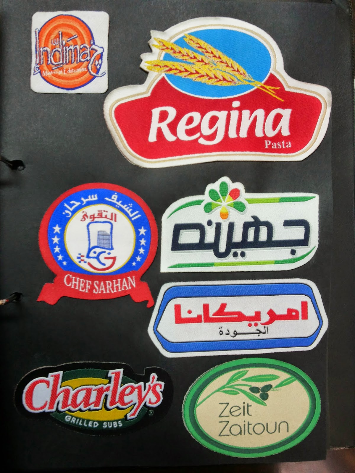 Our products of badges