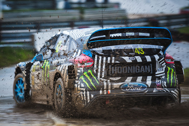 Ford Focus RS RX Makes Rallycross Debut in Portugal