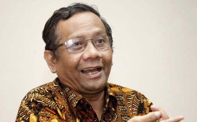 Gaji PNS Muslim Dipotong, Mahfud Kritik Keras Menag