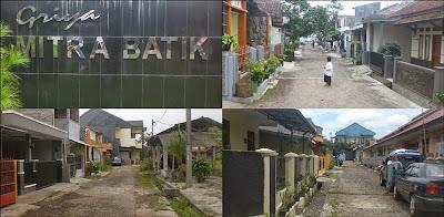 Perum Mitra Batik Kota Tasikmalaya 2015