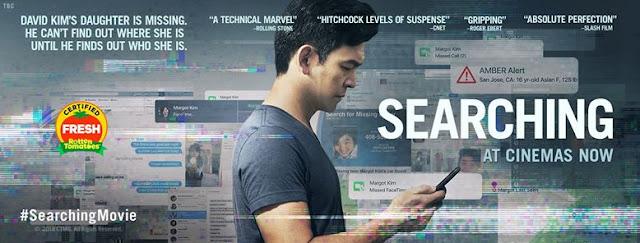 مراجعة فيلم Searching.. رجل يبحث عن ابنته المفقودة داخل العالم الرقمي في قصة مشوقة