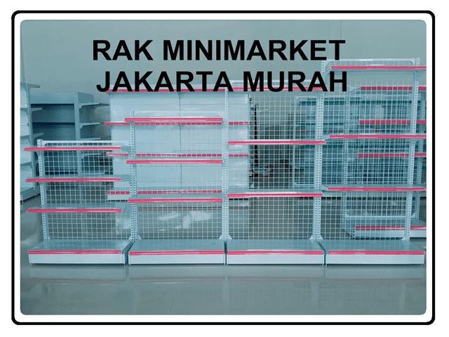 RAK MINIMARKET JAKARTA MURAH