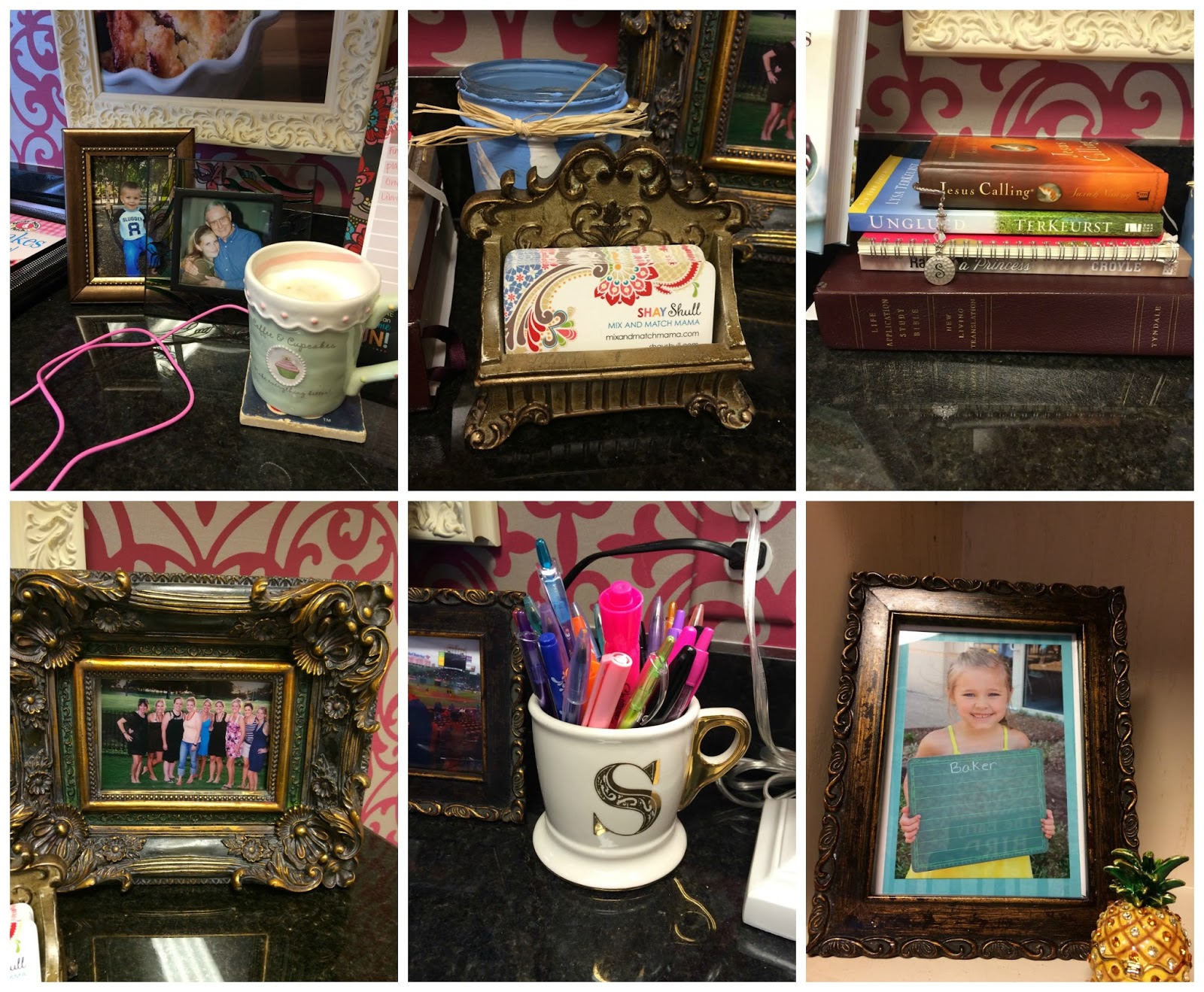 , Fifty Two Shades of Shay: Inside my home office