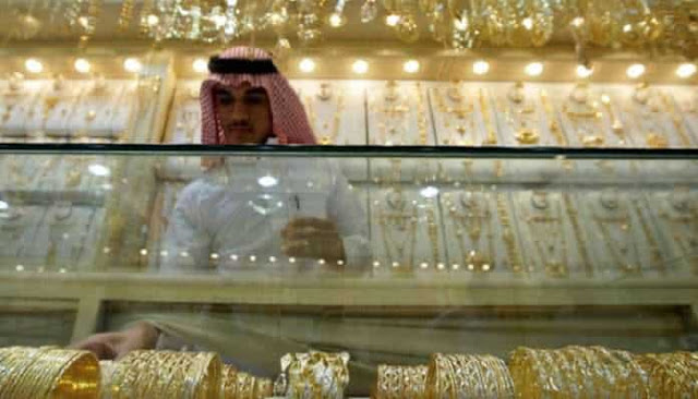 NO MORE EXPATS IN GOLD & JEWELRY SHOPS