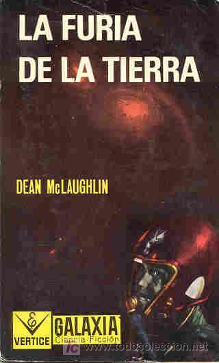La furia de la tierra – Dean Mc Laughlin