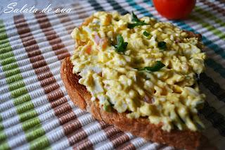 salata de oua