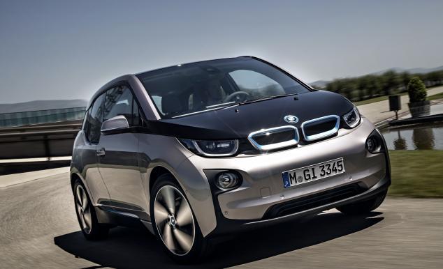 Nuevo BMW i3 eléctrico