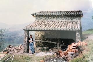 La rehabilitación de construcciones rurales en el Valle del Jerte uno de los proyectos de Rosario