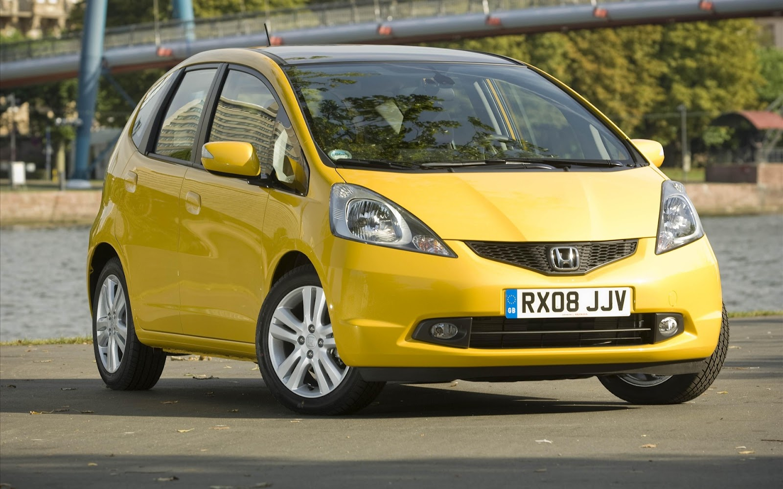 Wallpaper Hd Wallpaper Honda Jazz