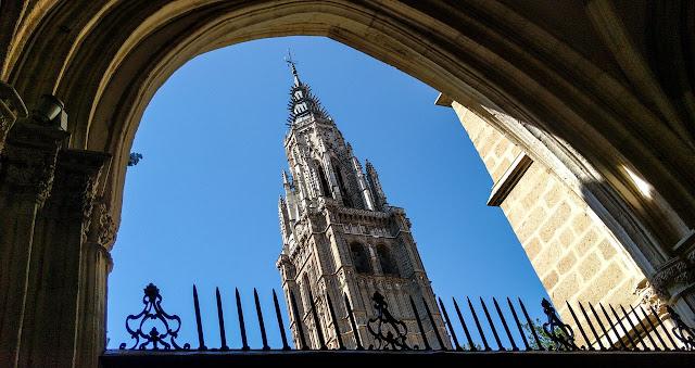 Torre gótica Catedral Primada de España