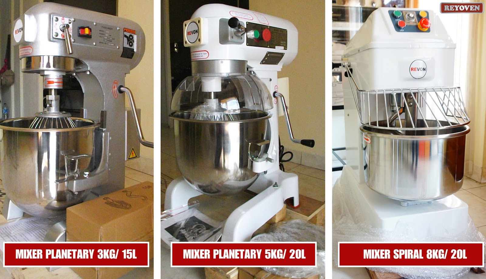 Harga Mixer Roti Murah Di Yogyakarta OVEN GAS NO1 DI