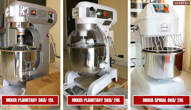Harga Mixer Roti Murah di Yogyakarta