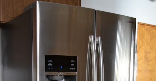 New Frigidaire Side By Side #Refrigerator
