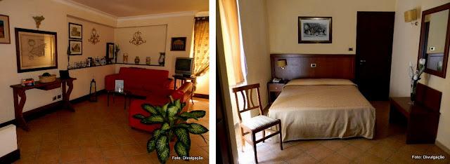 Hotel Concordia, em Agrigento, Sicília
