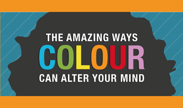 The Amazing Ways Colour Can Alter Your Mind
